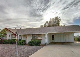 Casa en ejecución hipotecaria in Sun City, AZ, 85351,  W CONNECTICUT AVE ID: P1566441
