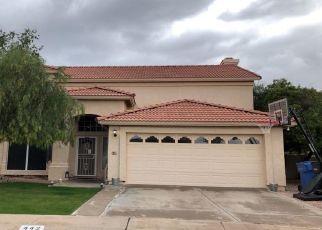 Casa en ejecución hipotecaria in Gilbert, AZ, 85233,  W VERANO PL ID: P1568355