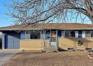 Casa en ejecución hipotecaria in Greeley, CO, 80634,  25TH AVENUE CT ID: P1573117