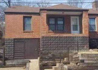 Foreclosure Home in East Saint Louis, IL, 62201,  SAINT LOUIS AVE ID: P1574209