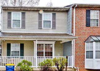 Casa en ejecución hipotecaria in Lanham, MD, 20706,  HORNBEAM CT ID: P1574328