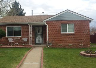 Casa en ejecución hipotecaria in Denver, CO, 80205,  MARTIN LUTHER KING BLVD ID: P1577999
