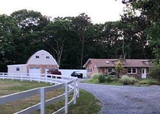 Casa en ejecución hipotecaria in Yaphank, NY, 11980,  CRESCENT ST ID: P1587223
