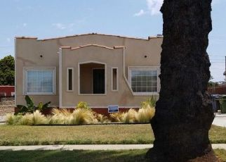 Casa en ejecución hipotecaria in Los Angeles, CA, 90047,  S HOBART BLVD ID: P1595409