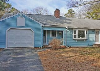 Foreclosure Home in West Yarmouth, MA, 02673,  FROST AVE ID: P1596732