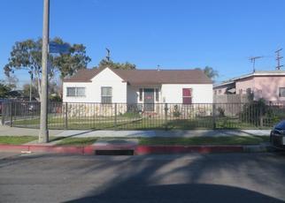 Casa en ejecución hipotecaria in Long Beach, CA, 90810,  GALE AVE ID: P1602136
