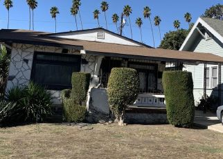 Casa en ejecución hipotecaria in Los Angeles, CA, 90062,  S WILTON PL ID: P1602366