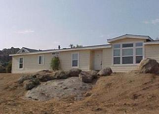 Casa en ejecución hipotecaria in Homeland, CA, 92548,  ECHO VALLEY RD ID: P1602565