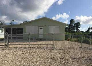 Casa en ejecución hipotecaria in Big Pine Key, FL, 33043,  PALM DR ID: P1602626