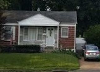 Casa en ejecución hipotecaria in Florissant, MO, 63031,  SAINT BERNADETTE LN ID: P1609631