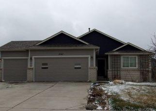 Casa en ejecución hipotecaria in Wellington, CO, 80549,  MOUNT MEEKER ST ID: P1614625