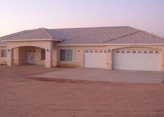 Casa en ejecución hipotecaria in Phelan, CA, 92371,  SUNSET RD ID: P1614714