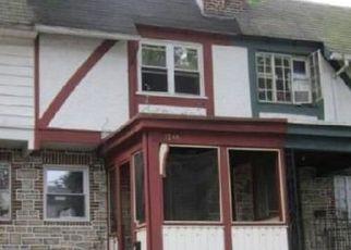 Casa en ejecución hipotecaria in Upper Darby, PA, 19082,  LAMPORT RD ID: P1624555