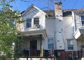 Foreclosure Home in Upper Darby, PA, 19082,  CLOVER LN ID: P1624556