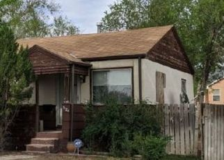 Casa en ejecución hipotecaria in Pueblo, CO, 81008,  MORRIS AVE ID: P1631232