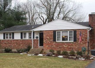 Casa en ejecución hipotecaria in Lutherville Timonium, MD, 21093,  BROOKRIDGE CT ID: P1632655