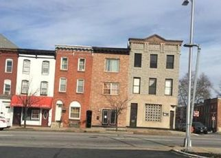 Casa en ejecución hipotecaria in Baltimore, MD, 21231,  ORLEANS ST ID: P1632765