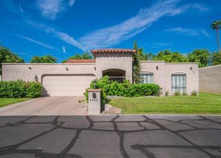 Foreclosure Home in Scottsdale, AZ, 85250,  N 73RD ST ID: P1634474