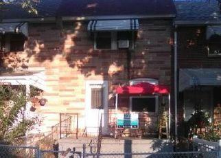 Casa en ejecución hipotecaria in Brooklyn, MD, 21225,  SAINT VICTOR ST ID: P1636780