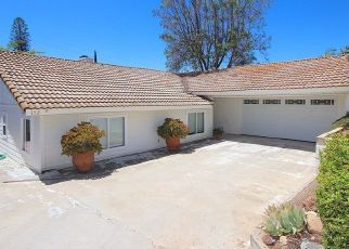 Foreclosure Home in Fallbrook, CA, 92028,  WAGON TRL ID: P1637829
