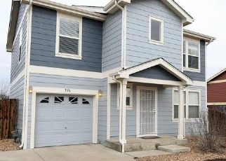 Foreclosed Homes in Brighton, CO, 80603, ID: P1638254