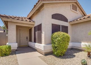 Foreclosure Home in Chandler, AZ, 85286,  S COMANCHE DR ID: P1642639