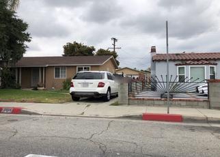 Casa en ejecución hipotecaria in Huntington Park, CA, 90255,  CALIFORNIA AVE ID: P1648205