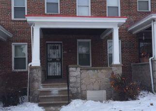 Casa en ejecución hipotecaria in Baltimore, MD, 21216,  N ROSEDALE ST ID: P1650726