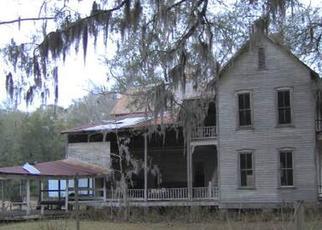 Casa en ejecución hipotecaria in Wellborn, FL, 32094,  8TH AVE ID: P1653200