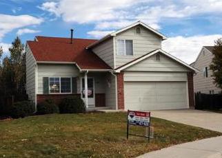 Casa en ejecución hipotecaria in Parker, CO, 80138,  CALLAWAY CT ID: P1653300