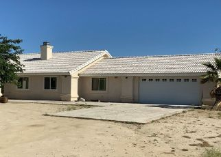Casa en ejecución hipotecaria in Phelan, CA, 92371,  DEL ROSA RD ID: P1655467