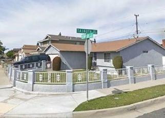 Casa en ejecución hipotecaria in Carson, CA, 90746,  E FERNROCK ST ID: P1655538