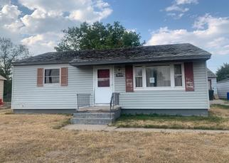 Foreclosed Homes in Sidney, NE, 69162, ID: P1660027