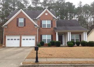 Casa en ejecución hipotecaria in Dacula, GA, 30019,  MERRION PARK LN ID: P1662337