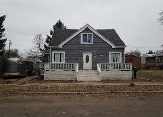 Casa en ejecución hipotecaria in Lewistown, MT, 59457,  FAREWELL ST ID: P1662719