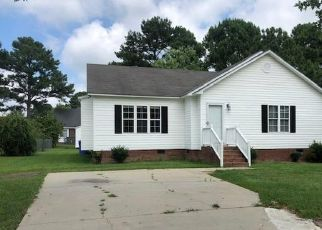 Foreclosure Home in Wilson, NC, 27896,  STEDMAN DR NW ID: P1665862