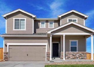 Casa en ejecución hipotecaria in Bennett, CO, 80102,  LILY AVE ID: P1667087