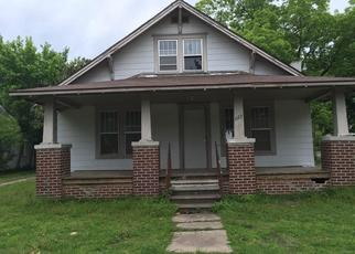 Foreclosure Home in Okmulgee, OK, 74447,  N ALABAMA AVE ID: P1668191