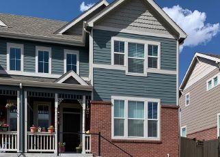 Casa en ejecución hipotecaria in Aurora, CO, 80015,  E CRESTRIDGE DR ID: P1669185