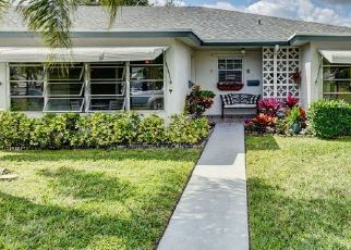 Casa en ejecución hipotecaria in Delray Beach, FL, 33445,  CIRCLE TER W ID: P1670423