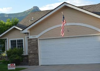 Foreclosure Home in Parachute, CO, 81635,  GRAND VALLEY WAY ID: P1670937