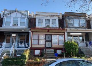 Casa en ejecución hipotecaria in Philadelphia, PA, 19143,  PENTRIDGE ST ID: P1675624