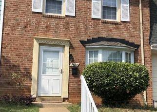Casa en ejecución hipotecaria in Richmond, VA, 23235,  PROVINCETOWN DR ID: P1676492
