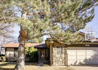 Casa en ejecución hipotecaria in Aurora, CO, 80012,  S PARIS CT ID: P1676672