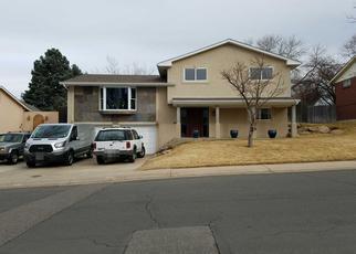 Foreclosure Home in Denver, CO, 80236,  S UTICA ST ID: P1676699