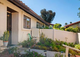 Foreclosure Home in Encinitas, CA, 92024,  PLEASANTDALE DR ID: P1677828