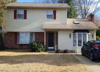 Casa en ejecución hipotecaria in Millersville, MD, 21108,  WEYBURN RD ID: P1681915