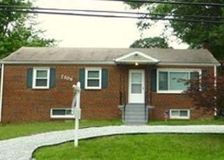 Casa en ejecución hipotecaria in Temple Hills, MD, 20748,  OLD BRANCH AVE ID: P1682800