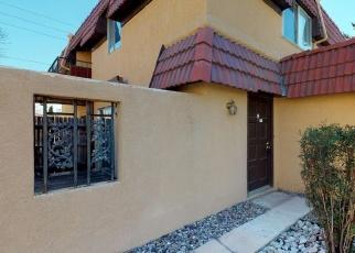 Foreclosure Home in Albuquerque, NM, 87111,  CAMINO DEL SOL NE ID: P1691519