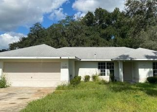 Foreclosure Home in Belleview, FL, 34420,  SE 132ND PL ID: P1694623